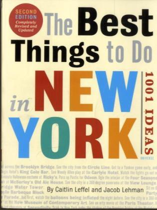 The Best Things to Do in New York | Dodax.ch
