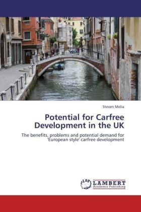 Potential for Carfree Development in the UK | Dodax.at