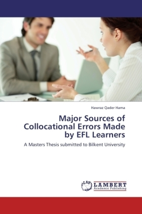 Major Sources of Collocational Errors Made by EFL Learners | Dodax.at