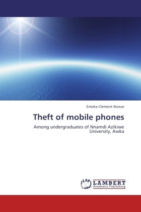 Theft of mobile phones | Dodax.ch