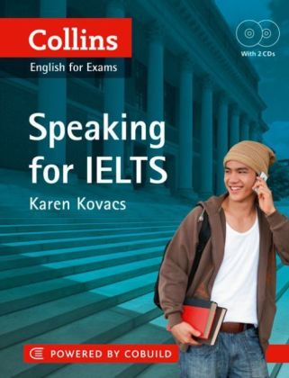Collins Speaking For Ielts, w. 2 Audio-CDs | Dodax.es