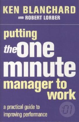 Putting The One Minute Manager To Work | Dodax.com