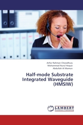 Half-mode Substrate Integrated Waveguide (HMSIW) | Dodax.ch