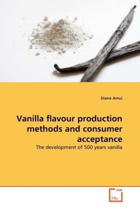 Vanilla flavour production methods and consumer acceptance | Dodax.ch