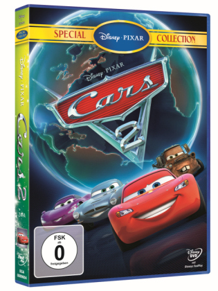 Cars 2 | Dodax.co.uk