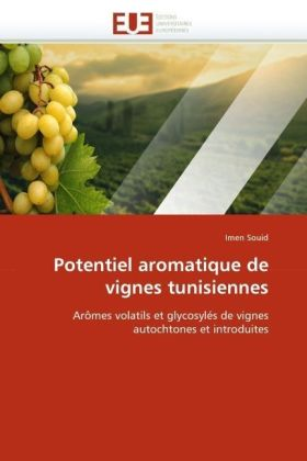 Potentiel aromatique de vignes tunisiennes | Dodax.co.uk