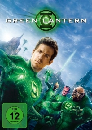 Green Lantern, 1 DVD | Dodax.co.uk