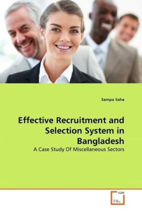 Effective Recruitment and Selection System in Bangladesh | Dodax.at