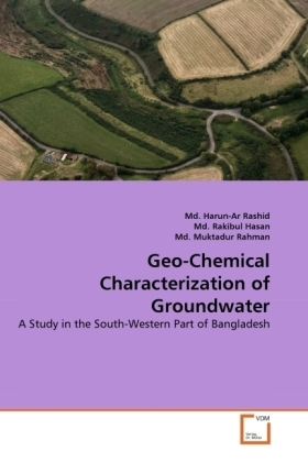 Geo-Chemical Characterization of Groundwater | Dodax.ch
