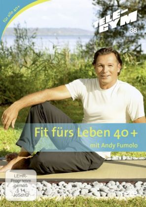 Fit fürs Leben 40 Plus, 1 DVD | Dodax.at