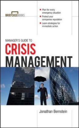 Manager's Guide to Crisis Management | Dodax.at