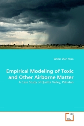 Empirical Modeling of Toxic and Other Airborne Matter | Dodax.at