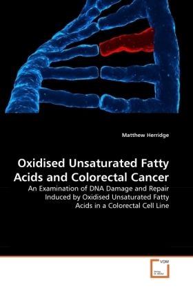 Oxidised Unsaturated Fatty Acids and Colorectal Cancer   Dodax.ch