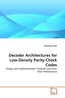 Decoder Architectures for Low-Density Parity-Check Codes | Dodax.pl