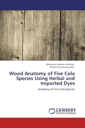 Wood Anatomy of Five Cola Species Using Herbal and Imported Dyes   Dodax.pl