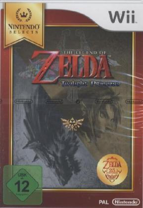 The Legend of Zelda: Twilight Princess Nintendo Selects Edition; German Version - Wii | Dodax.de