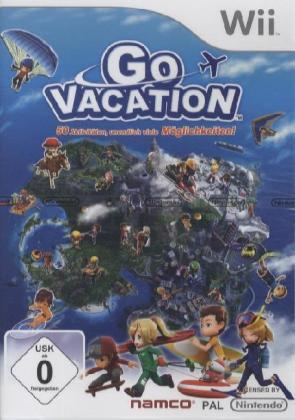Go Vacation German Edition - Wii | Dodax.at