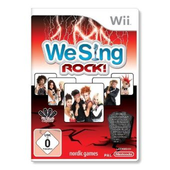 We Sing Rock! German Edition - Wii | Dodax.co.uk