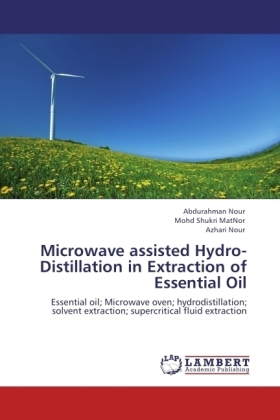 Microwave assisted Hydro-Distillation in Extraction of Essential Oil | Dodax.at