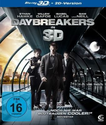 Daybreakers 3D, 1 Blu-ray | Dodax.es