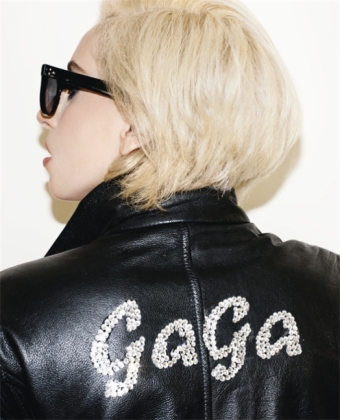 Lady Gaga - Terry Richardson, English edition | Dodax.ch