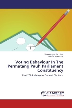 Voting Behaviour In The Permatang Pauh Parliament Constituency | Dodax.pl