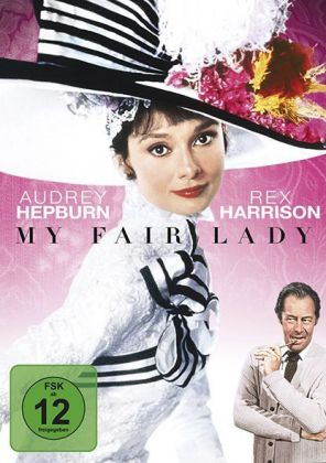 My Fair Lady, 1 DVD | Dodax.fr