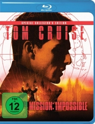 Mission: Impossible, 1 Blu-ray (Special Collector's Edition) | Dodax.fr