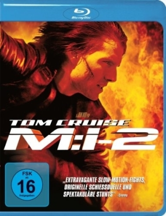 Mission: Impossible 2, 1 Blu-ray | Dodax.nl