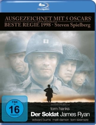 Der Soldat James Ryan, 1 Blu-ray | Dodax.ch