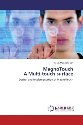 MagnoTouch A Multi-touch surface | Dodax.ch