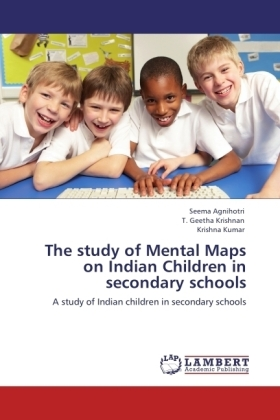 The study of Mental Maps on Indian Children in secondary schools | Dodax.de