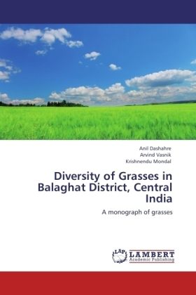 Diversity of Grasses in Balaghat District, Central India | Dodax.ch
