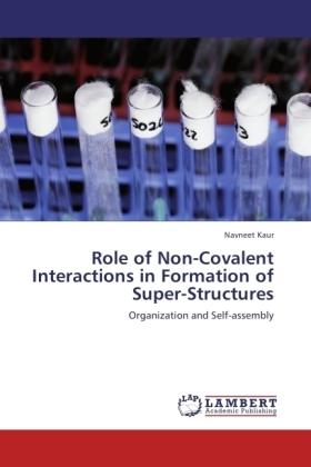 Role of Non-Covalent Interactions in Formation of Super-Structures | Dodax.pl