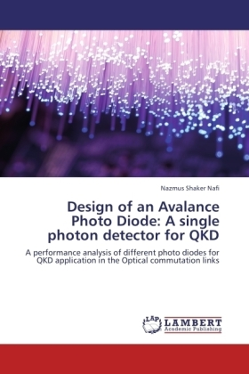 Design of an Avalance Photo Diode: A single photon detector for QKD | Dodax.at