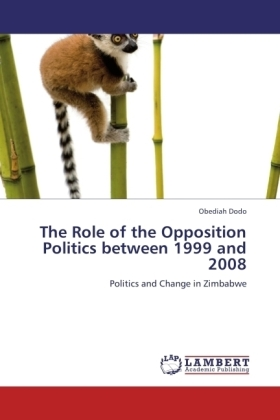 The Role of the Opposition Politics between 1999 and 2008   Dodax.pl
