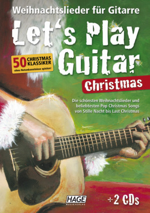 Let's Play Guitar - Christmas, m. 2 Audio-CDs | Dodax.at