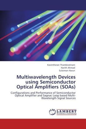 Multiwavelength Devices using Semiconductor Optical Amplifiers (SOAs) | Dodax.pl