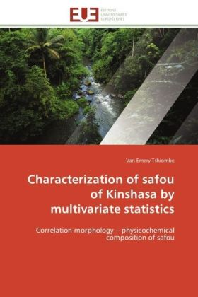 Characterization of safou of Kinshasa by multivariate statistics | Dodax.ch