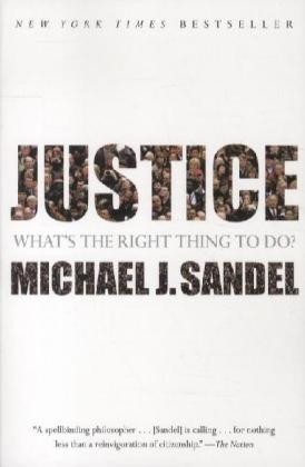 Justice: What's the Right Thing to Do? | Dodax.fr