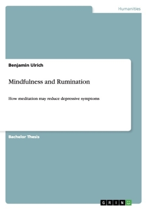 Mindfulness and Rumination | Dodax.pl