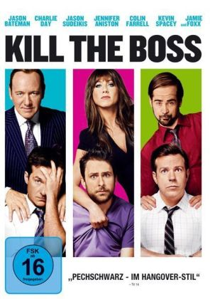 Kill the Boss, 1 DVD | Dodax.ch