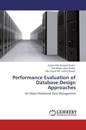 Performance Evaluation of Database Design Approaches | Dodax.ch