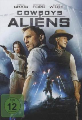 Cowboys & Aliens, 1 DVD | Dodax.co.uk