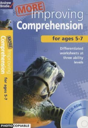 More Improving Comprehension 5-7, w. CD-ROM | Dodax.pl