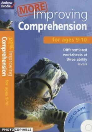 More Improving Comprehension 9-10, w. CD-ROM | Dodax.pl