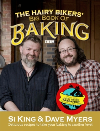 The Hairy Bikers' Big Book of Baking | Dodax.pl