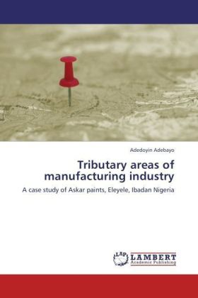 Tributary areas of manufacturing industry | Dodax.pl