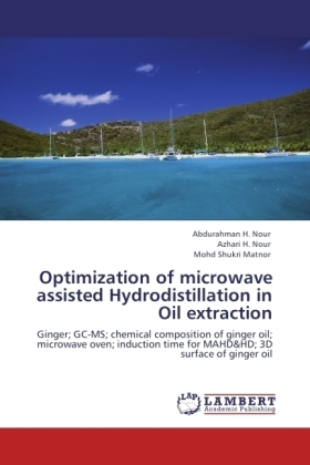 Optimization of microwave assisted Hydrodistillation in Oil extraction | Dodax.ch