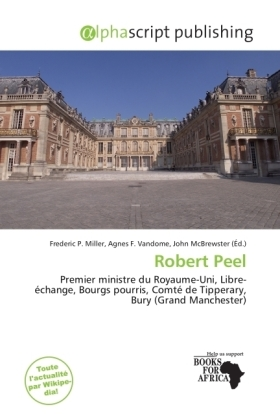 Robert Peel | Dodax.at